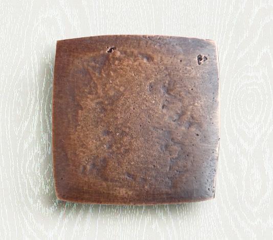 deurknop brons deurtrekker