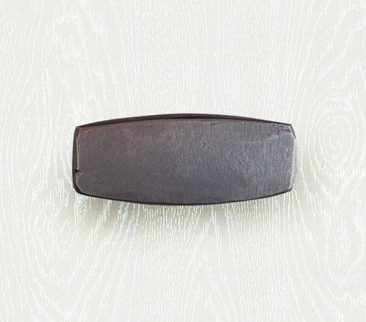 bronzen meubelknop eitje landelijk country
