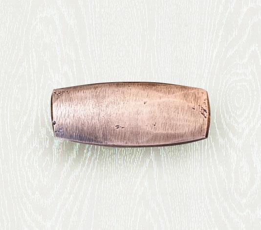 bronzen meubelknop eitje